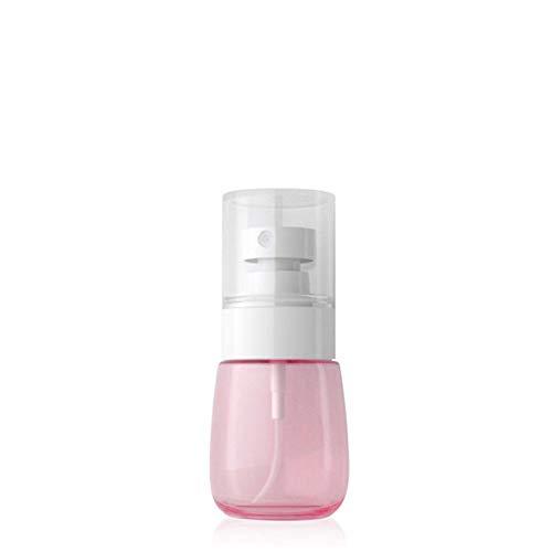 knowledgi Botella de spray de plástico, atomizador portátil de viaje, recipiente hermético, 30 ml-100 ml