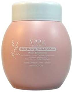 Nppe Hair Care Açaí Berry Máscara Anti Oxidante - 1000ml