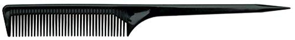 ステープルなめる線Diane D7115 Ionic Wide Tooth Tail Comb [並行輸入品]