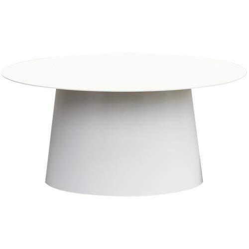 Jan Kurtz 493413 Table, métal, Blanc, 40 x 32 cm