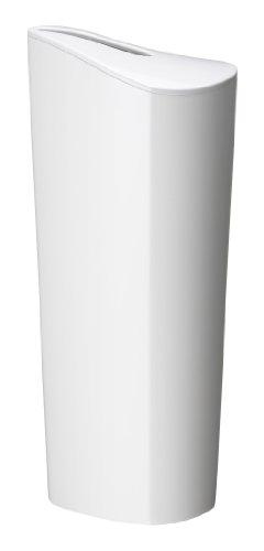 岩谷マテリアル タオ スリムティッシュケース ホワイト 1コ入