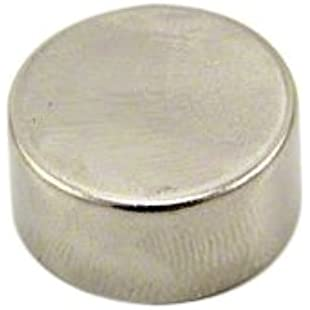Magnet Expert 20mm dia x 10mm thick N42 Neodymium Magnet - 12.1kg Pull (Pack of 1) - AMAZON