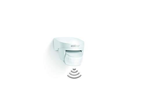 Steinel Motion Sensor is 140-2 Black, 140° Infrared Movement Detector, 14m...