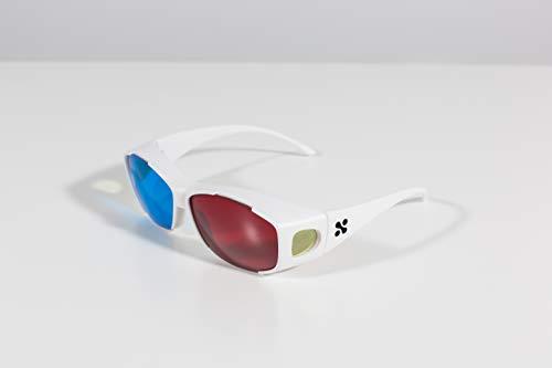 NeuroTracker Anaglyph 3D Glasses (1 Pair)