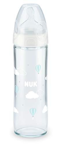 Nuk 10212021 Glas-Babyflasche