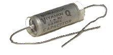 0.022uF 200V SPRAGUE VITAMIN Q オイルコンデンサー ヴィンテージ品