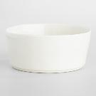 Ivory Organic Bowls, Set of 6 | World Market