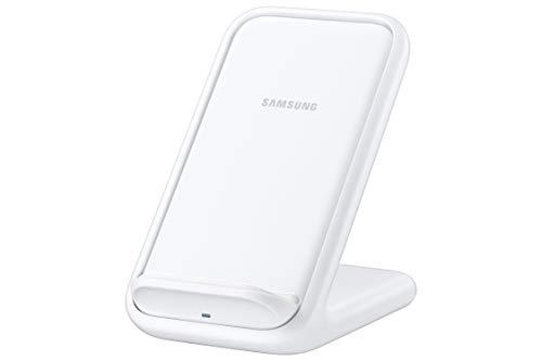 Samsung EP-N5200 - Cargador Inalámbrico (15 W), Blanco