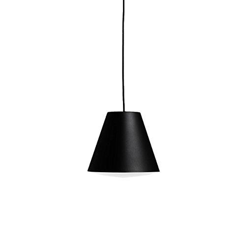 Hay Sinker Pendelleuchte S, 19 cm, schwarz