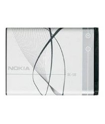 Akku Nokia Original BL-5B N80, N90, 7260, 6060, 6021, 6020, 5500, 5140, 5140i