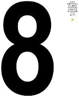 Alphabet 8 | A B C D E F G H I J K L M N O P Q R S T U V W X Y Z 0 1 2 3 4 5 6 7 8 9 & / ? ! *: Notizblock | 120 Seiten We...
