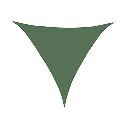 Itlovely Equilateral - Toldo de jardín impermeable para exteriores con diseño de triángulo