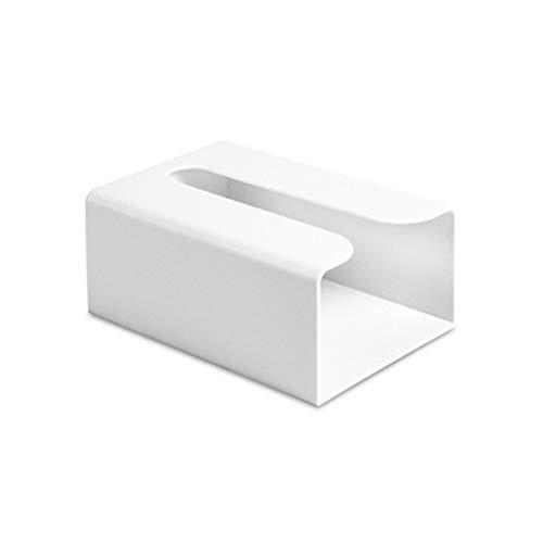 liumiKK Self Adhesive Facial Tissue Box Storage Rack Holder Hanging Organizer For Kicthen Bathroom Car Interior Decoration