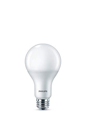 Philips LED Lampe, Standardform, ersetzt 150W, E27, Warmweiß (2700 Kelvin), 2500 Lumen, matt