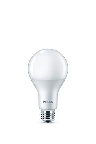 Philips LED Lampe, Standardform, ersetzt 150W, E27, Warmweiß (2700 Kelvin), 2500 Lumen, matt