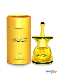 Al Haramain Perfumes Delicate Perfume aceite, paquete de 1