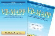VB-MAPP: Verbal Behavior Milestones Assessment and Placement Program, Full Set 1st (first) Edition by Mark L. Sundberg published by AVB Press (2008)