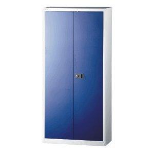 Armario de puertas correderas Bisley Universal de acero de 5 ...