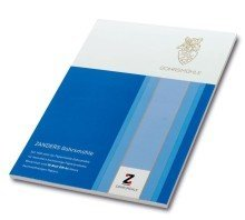 Zanders Briefpapierblock Gohrsmhle Bankpost A4