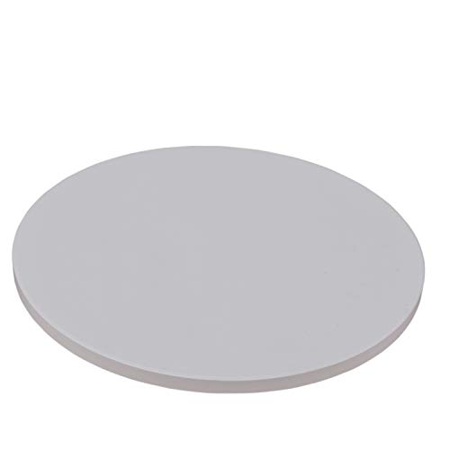 GasSaf 15 inch Bake Crispy Crust Pizza Cordierite Pizza Grilling Stone, Baking Stone, Pizza Pan for Oven, Grill, BBQ, Cordierite Stoneware, Durable and Safe