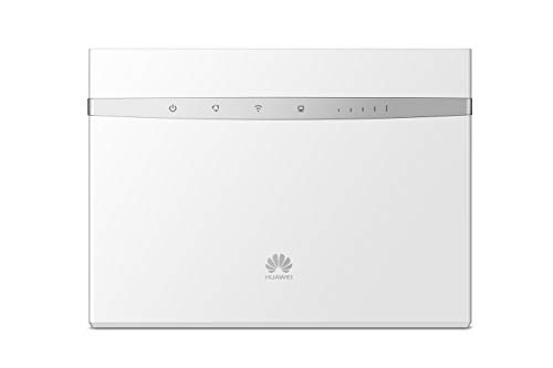 Huawei B525-4G 300Mbps, CAT 6, mobile WiFi Router, unlocked to all networks...
