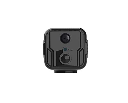 Mini cámara espía Cámaras Ocultas WiFi - 108 0P HD Cámara de Seguridad Cubierta pequeña Oculta para el hogar/Coche