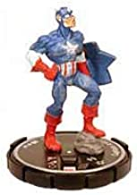 Marvel Heroclix Infinity Universe Captain America UNIQUE