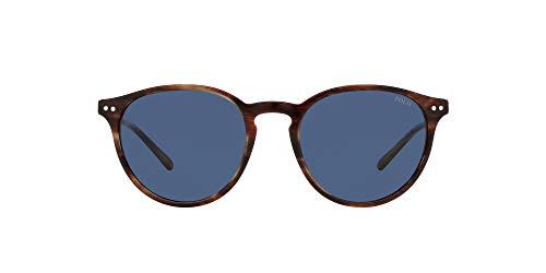 Polo Ralph Lauren Gafas de sol redondas Ph4169 para hombre