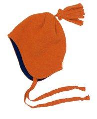 Disana Walk-Mütze 100% bio-Schurwolle/ Futter 100% bio-Baumwolle pflaume (02 (46 - 50 cm), pflaume) - 6