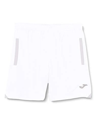 Joma Miami Bermuda Deporte de Tenis, Hombres, Blanco, M