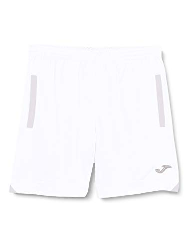 Joma Miami Bermuda Deporte de Tenis, Hombre, Blanco, L
