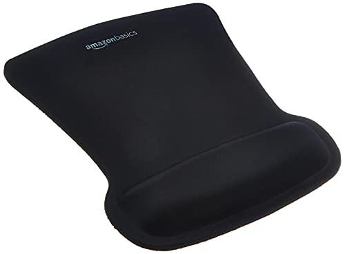Amazon Basics - Mauspad mit Gel-Handballenauflage