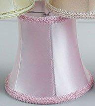 jlbkkyd Pantalla de lámpara Lámpara de araña Multicolor, Mini Mini Mini Modern Wall Lamp Shade for Lighting DIY Actualizado, Clip On Simple y Moderno (Body Color : Violet)