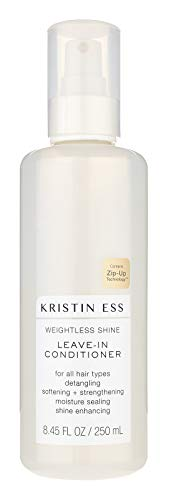 Kristin Ess Weightless Shine Leave-In Conditioner, 8.45 fl. Oz