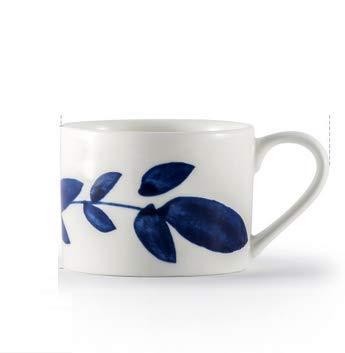 Qnmbdgm Simple porselein tendre koffiemok keramiek advent Midi thee keramiek koffiemok