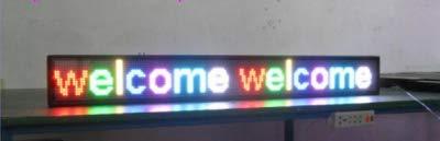 Gowe p7.62/2/Menge/16by160pixels/RGB/Full Color LED Scrollen Schilder/Indoor-/Werbung LED...