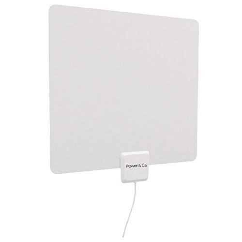 Power & Co. Antena Omnidireccional HD para Interiores