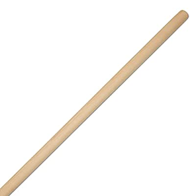 Dowel Rods Wood Sticks Wooden Dowel Rods - 1/4 x 12 Inch Unfinished Hardwood Sticks - for Crafts and DIYers - 100 Pieces by Woodpeckers