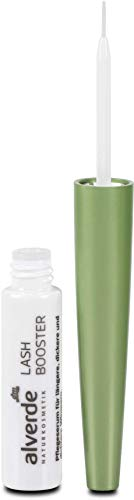 alverde NATURKOSMETIK Wimpernserum Lash Booster, 3 ml