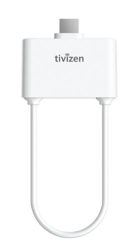 iCube EN 17553 Tivizen Pico DVB-T Receiver für Smartphone/Android (WiFi, Micro-USB)