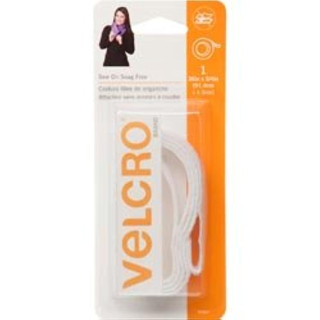 Bulk Buy: Velcro Snag Free Sew On Tape 3/4