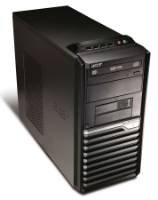 Acer Veriton M670G 2,5 Ghz Intel Core2 Quad Q9300 Micro Tower Pc - Pcs/Workstations (2,5 Ghz, Intel Core2 Quad, 3 Gb, 640 Gb, DVD±Rw, Windows 7 Professional)
