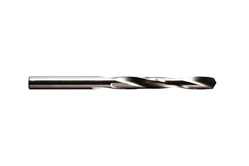 Presto 012004.0 HSS Slow Spiral Jobber Length Drill, DIN 338, P0 Bright Finish, 43 mm Flute Length, 4.00 mm Diameter, 75 mm Length, Pack of 10