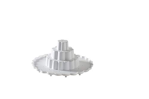 Our #3 Pick is the Nordic Ware Tiered Cake Pop Display Stand