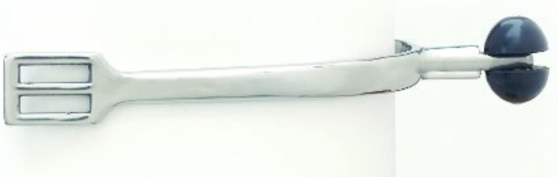 Centaur Stainless steel Roller ball Spurs L  SS  One by Centaur