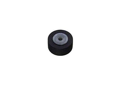 Tape Deck Repair Parts Pinch Roller/Outer Diameter 11.5mm/Width 6mm/Shaft Inner Diameter 2mm/1 Piece