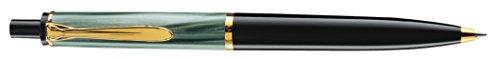 Pelikan 983189 Druckkugelschreiber Classic K200, grün-marmoriert