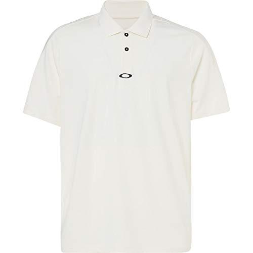 Oakley Men's Golf Ergonomic Shirts,Small,Arctic White