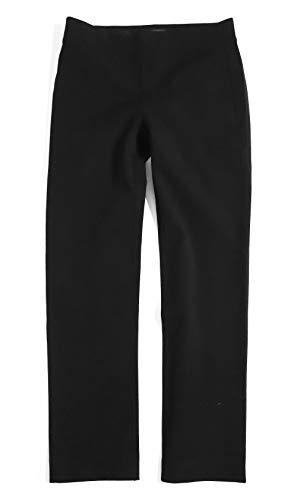 Ann Taylor LOFT Women's Tall Pull-on Pants (14 Tall, Black)