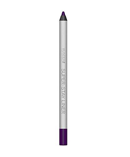WUNDER2 Super-Stay Eyeliner Kajal Lang Anhaltend Wasserfest, Farbe: Ultra Violet